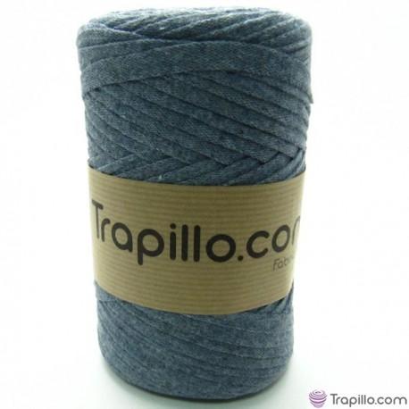 Trapillo Pluma Azul Grisaceo
