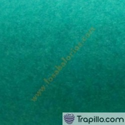 Fieltro Verde billar 1 mm de 20 x 90 cm ancho.