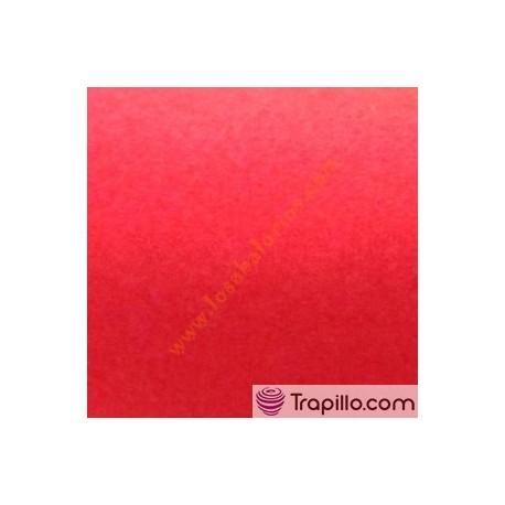 Fieltro Rojo 1 mm de 20x 90 cm ancho.