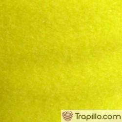 Fieltro Amarillo 1 mm de 20 x 90 cm ancho.