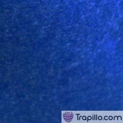 Fieltro Azul 1 mm de 20 x 90 cm ancho.