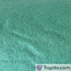 Fieltro Verde 1 mm de 20 X 45 cm ancho