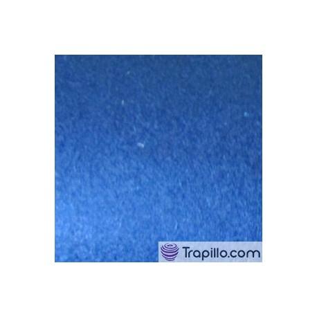 Fieltro Azul 1 mm de 20 X 45 cm ancho