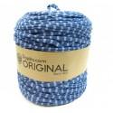 Blue pattern T-shirt Yarn 6719