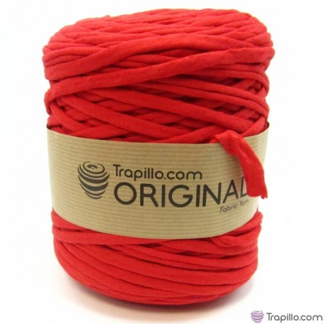 Dark Fucsia T-shirt Yarn 6736