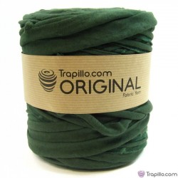 Tissu Recycle Verde reverso diferente 6775