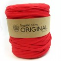 Tissu rouge 6820