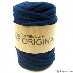 Tissu recycle Bleu marine 1047