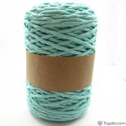 Cuerda de algodón torcido de 5 mm Mint