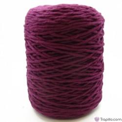 Cuerda de algodón torcido de 4mm violeta
