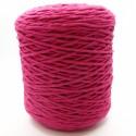 Cuerda de algodón torcido de 4 mm Fuchsia