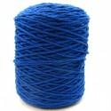 Cuerda de algodón torcido de 4 mm Azul electrico