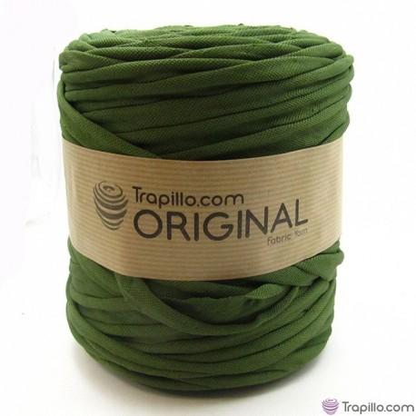 Trapillo Verde te jaspeado 7106