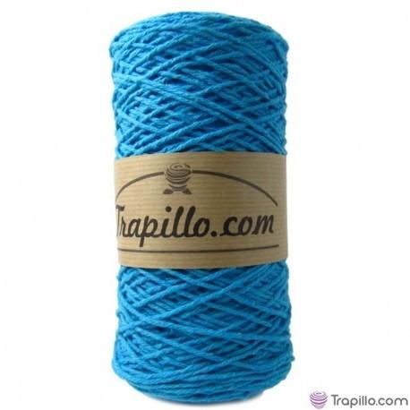 Cuerda Algodón Torcido Azul