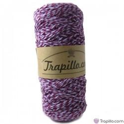 Cuerda Algodón Lila y Púrpura