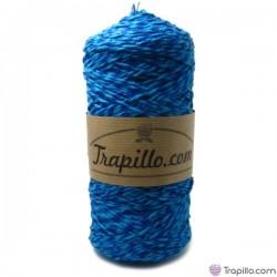 Cuerda Algodón Azul Claro y Azulón
