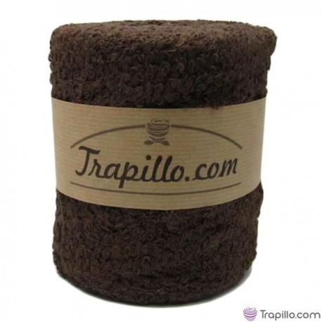 Hilo reciclado nº29- Marrón Chocolate