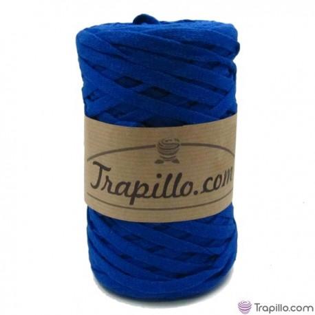 Trapillo Pluma Azul Eléctrico