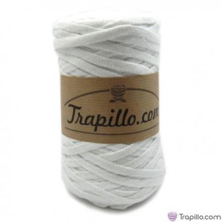 Trapillo Pluma Blanco