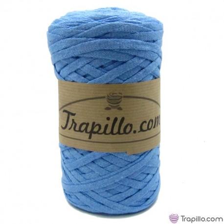 Trapillo Pluma Azul Celeste