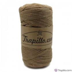 Trapillo Pluma Marrón