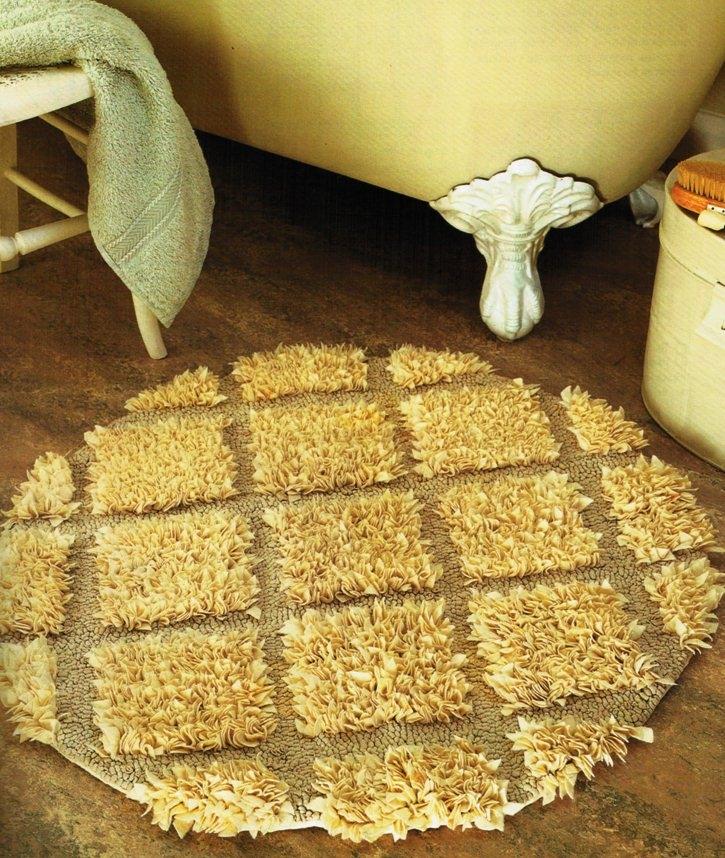 Modelos de alfombras de trapillo anudado el blog de - Alfombras de trapillo originales ...