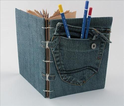 b69c89bf4e 40 Ideas para el reciclaje de jeans