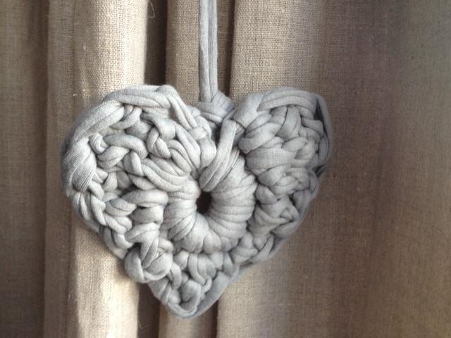 Modelos y patrones de corazones de ganchillo | El blog de trapillo.com