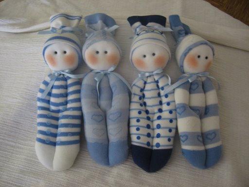 muñecas-calcetines
