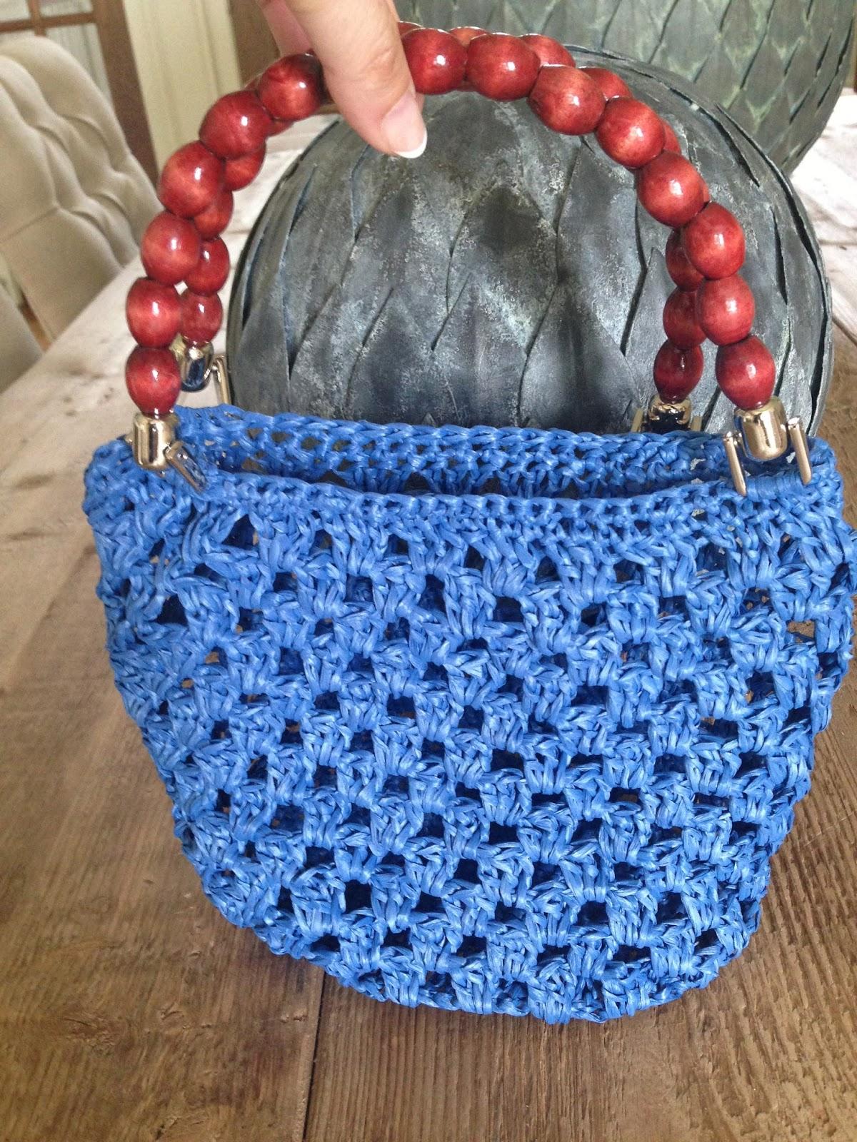 Patrones de bolsos tejidos | El blog de trapillo.com