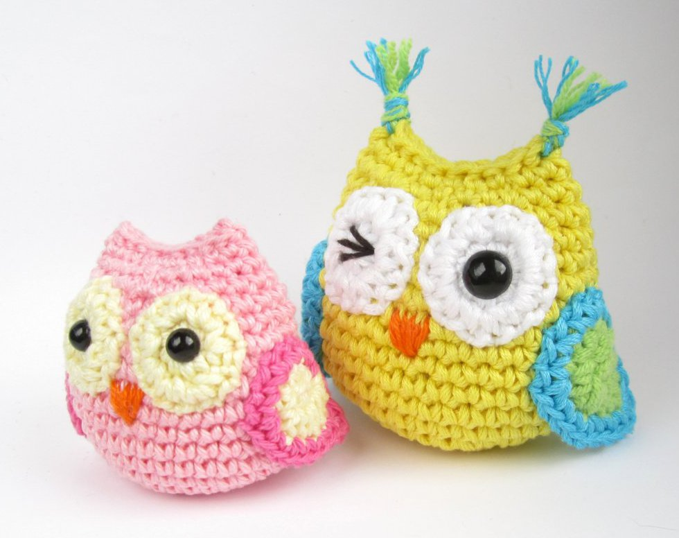 Free Amigurumi Owl Crochet Patterns
