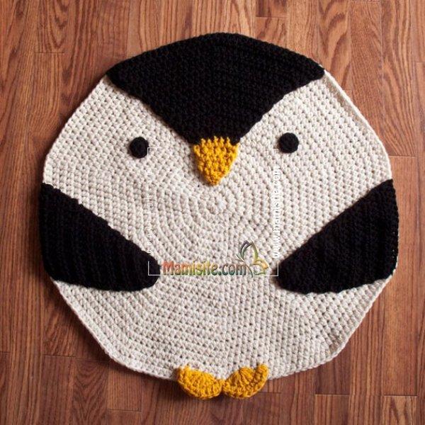 alfombra-pinguino