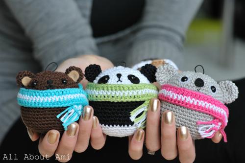 gufi animali schema gratis tutorial crochet uncinetto amigurumi | 333x500