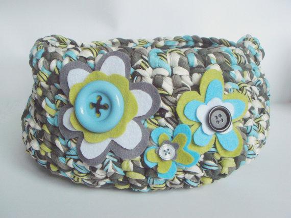 Ideas para decorar tejidos de trapillo  El blog de trapillocom