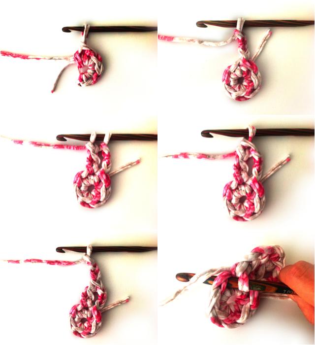 Cómo hacer una flor de crochet XL | El blog de trapillo.com