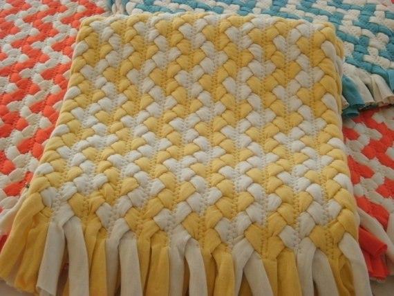 C mo coser una alfombra de trenzas perfecta el blog de for Alfombras el mundo