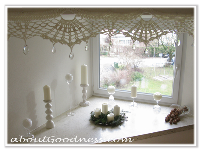 Cortinas separadores y tapices en macram o crochet xl - Tipos de cortinas y estores ...