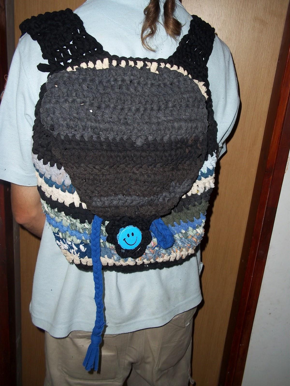 3 patrones de bolsos XL (y una mochila para el cole) | El blog de ...