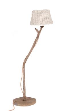 lámparas mesa pieEl blog Pantallas de para tejidas o de l1KFJc