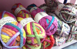 Lanas Calypso para ganchillo XL y tricot XL en trapillo.com