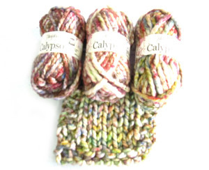 Lanas Calypso para ganchillo XL y tricot XL en trapillo.com.