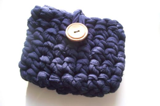 720509f9c Monedero o neceser: patrón de mini bolso en trapillo   El blog de ...
