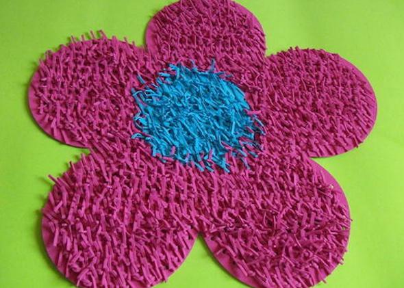 Alfombras infantiles de trapillo amarradito el blog de - Como hacer alfombras con trapillo ...