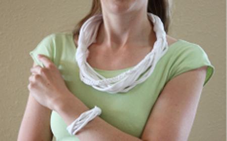 5 modelos de collares de trapillo