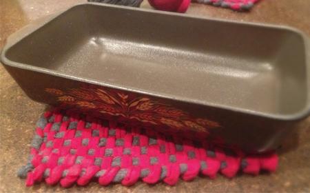 Cómo tejer un mantel de trapillo en un telar