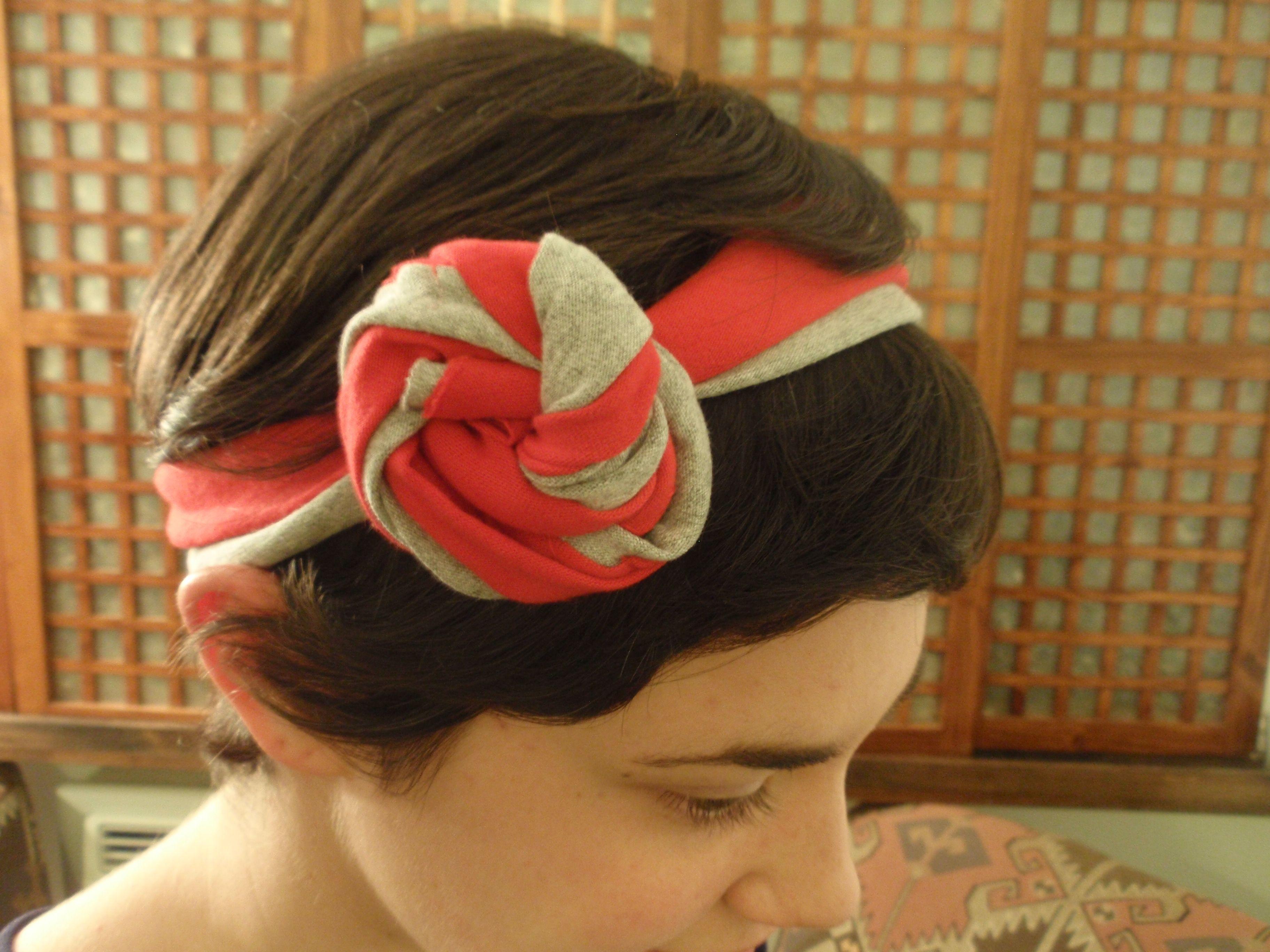 Modelos de accesorios de trapillo para el cabello El blog de