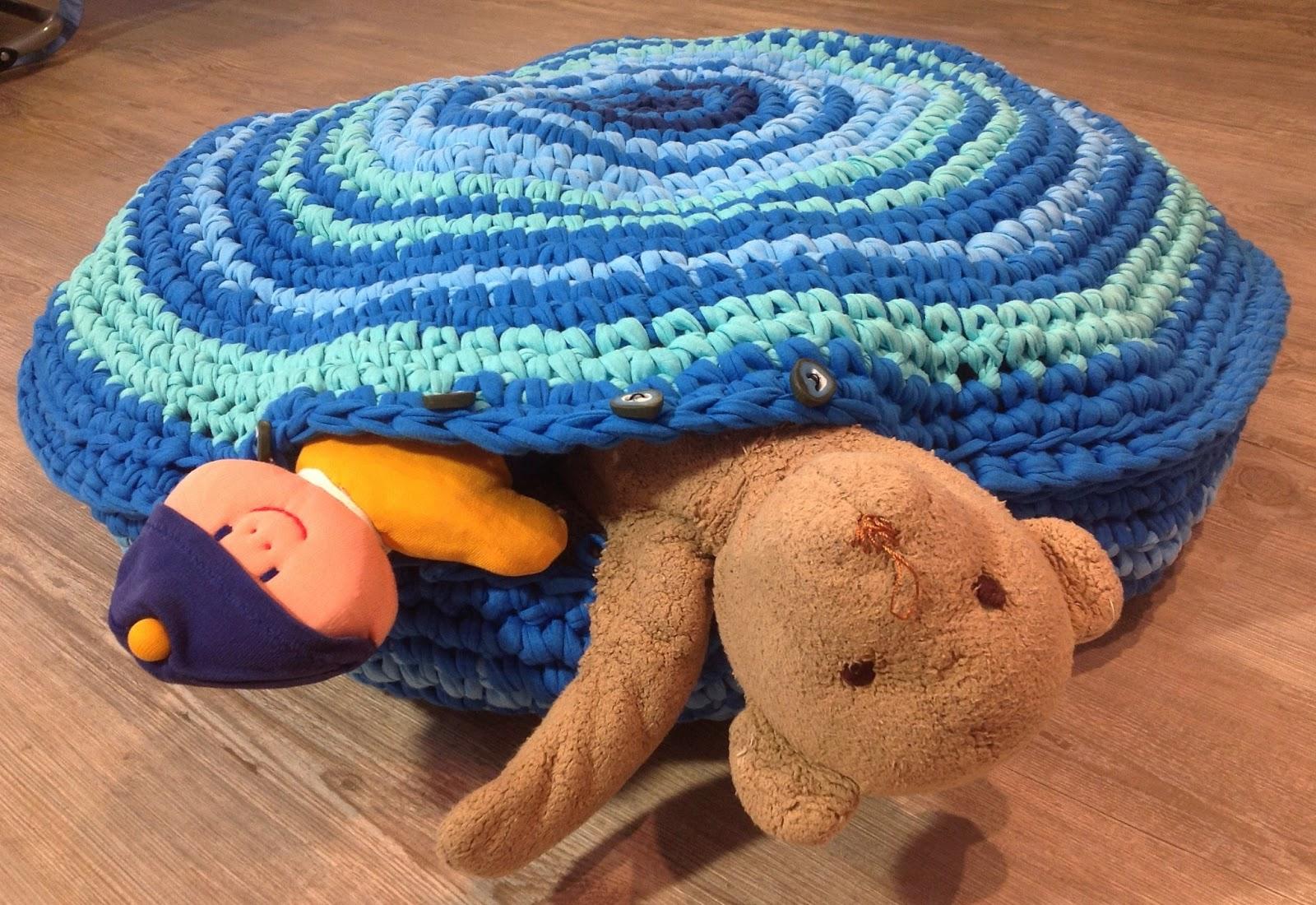 Shimi El Blog De Trapillo Com P Gina 2 -> Tapetes Para Sala Tejidos A Crochet