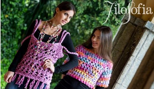 Prendas de trapillo en crochet: ideas e instrucciones para tejer ...
