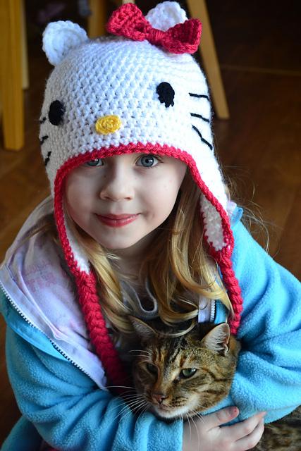 Patrones De Hello Kitty Para Trapillo Y Lana El Blog De