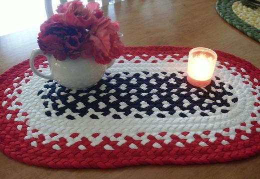 Alfombras el blog de p gina 2 - Como hacer alfombras con trapillo ...